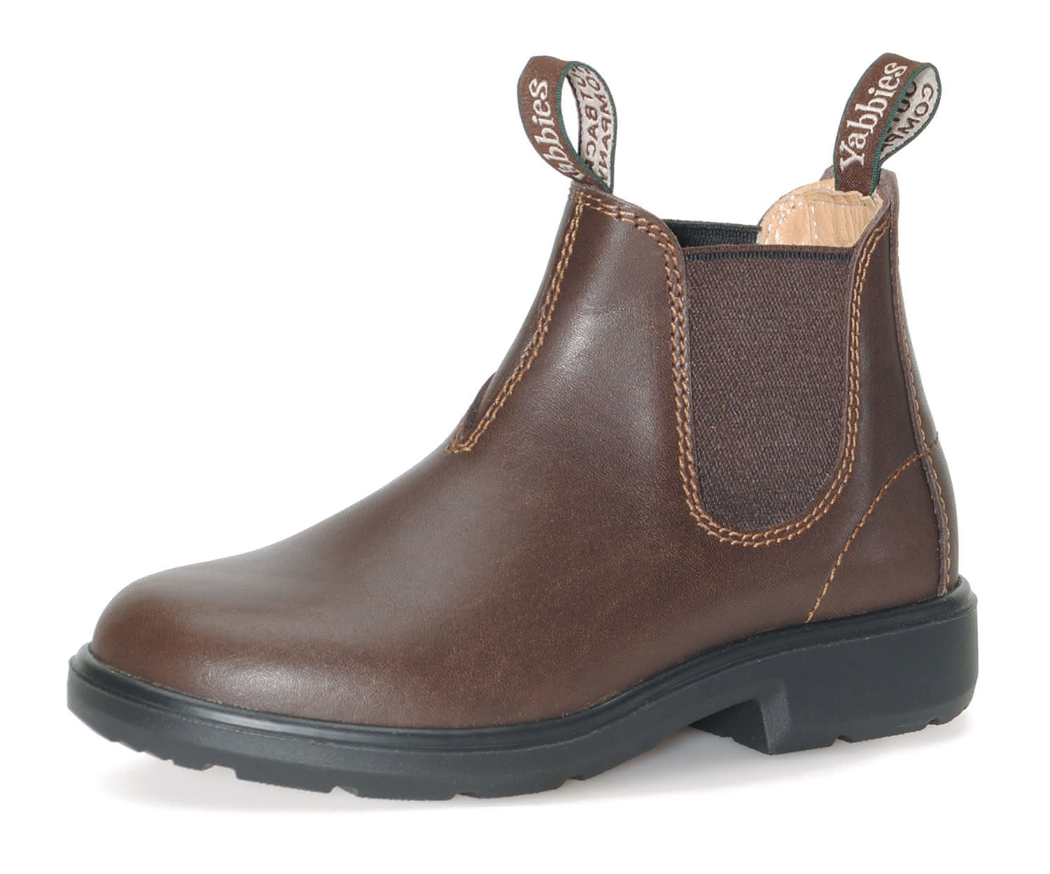 Yabbies Kinderstiefel Chesnut