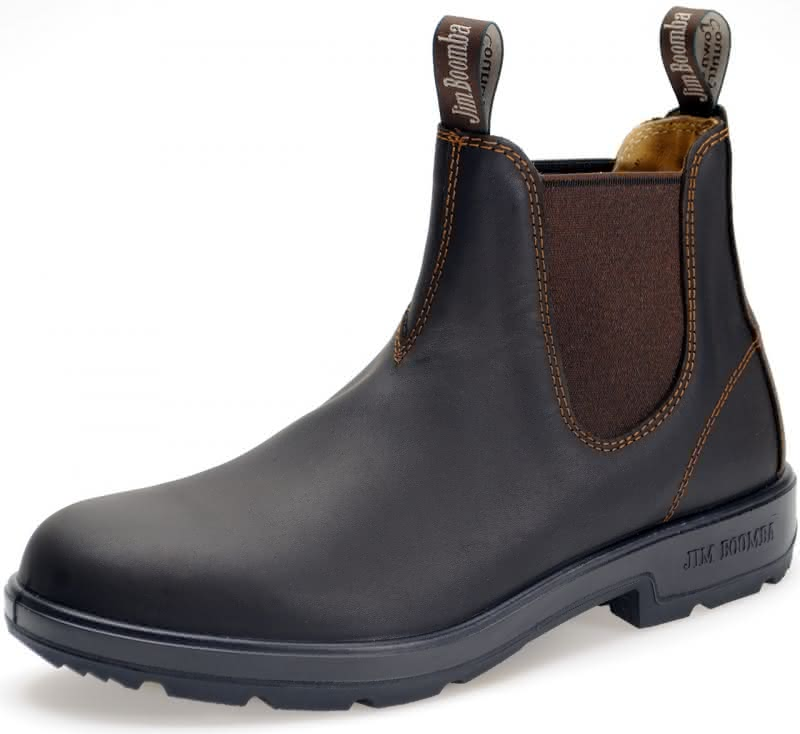 Jim Boomba Stiefel - Dark Brown