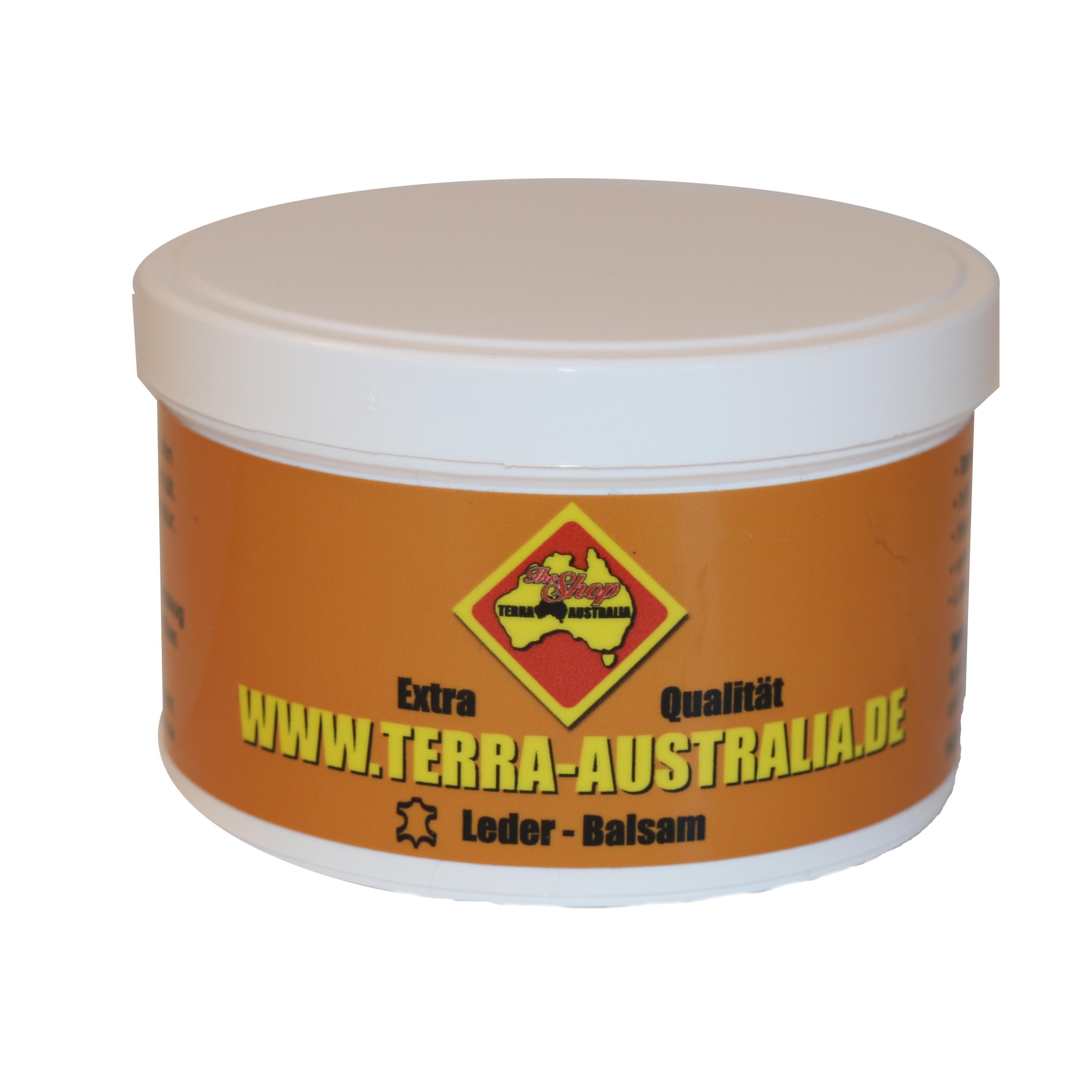Terra Australia Leder-Balsam 250ml